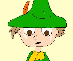 crying pan named peter