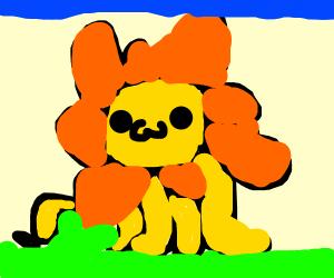 kawai lion