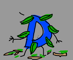 Drawception leaves