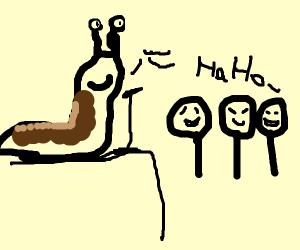 Comical Slug