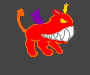 Red Chimera