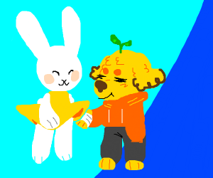 Furry, and another furry.....................