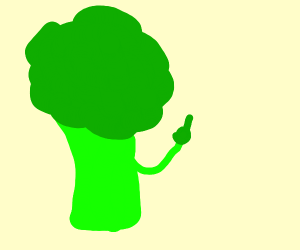 f..k broccoli
