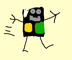 cellphone man