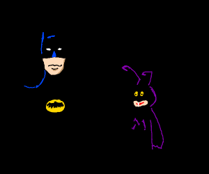 Batman and Batmite