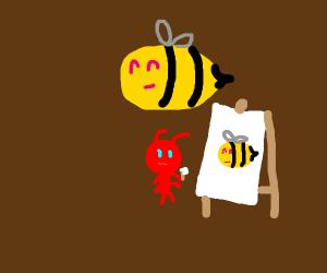 Ant artist
