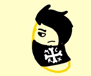 Emo Pringles