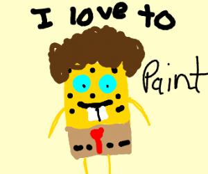Sponge BOB ROSS