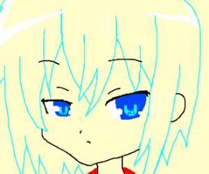 "anime ""Meh"" face"