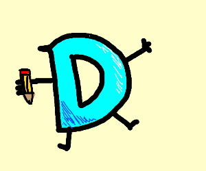 The drawception Icon