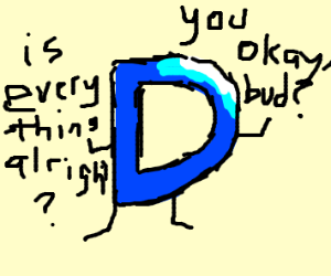 Drawception D is worried about YOU