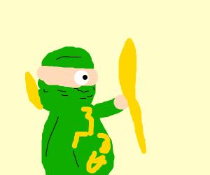 Ninjago but not lego