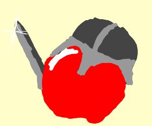 Warrior Apple