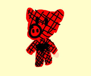 Spiderverse pig thing