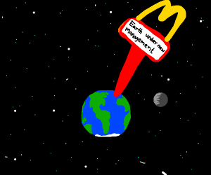 McDonalds world domination