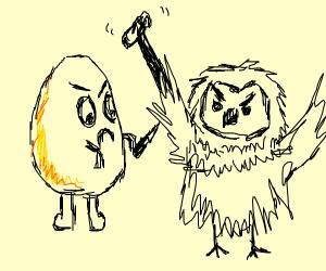 Eggman Vs Birdo