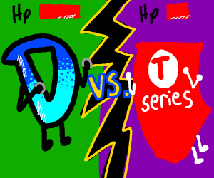 Drawception VS T series