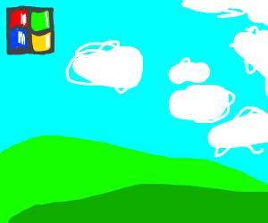 Windows 97 background