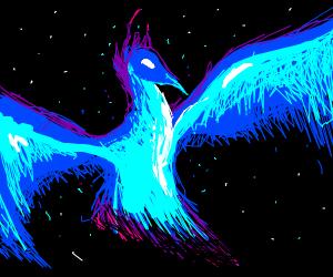 Futuristic Phoenix