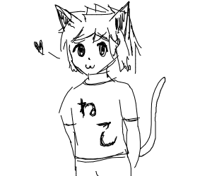 Catboy loves you