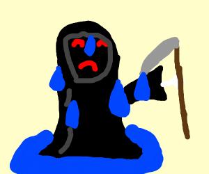 Wet Grim Reaper