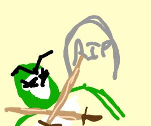rip green power ranger