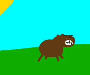 Capybara Drawception