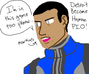 Detroit Become Human P.I.O