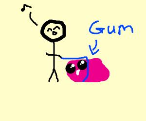 Pet Gum