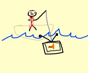 sportsteacher fishing tv