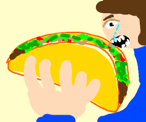 A Taco So Delicious You'll Cry