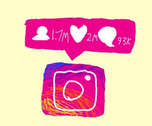 Instagram trending