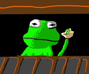 Kermit in Theaters
