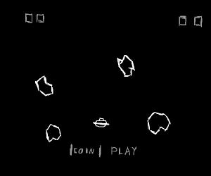 Asteroids (Arcade Game)