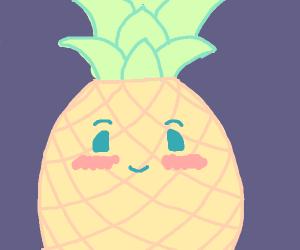 kawaii pineapple