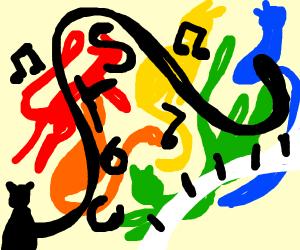 Catz: the graffiti
