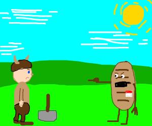 Viking vs Bread