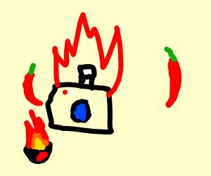 Spicy Camera