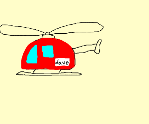 Dave the Helicopter