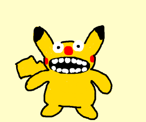 its yellmo (Pokemon thingey)
