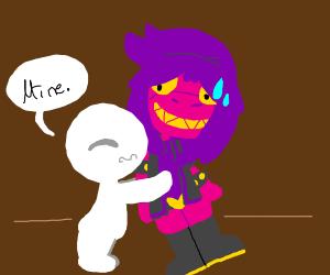 Susie (deltarune) is my wife shutupshutupshut