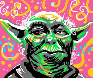high yoda