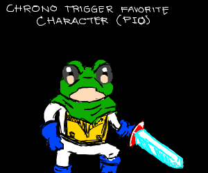 Chrono Trigger favorite character (poi)
