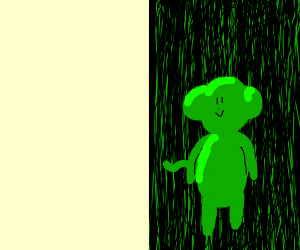 Lesignefou entered the matrix