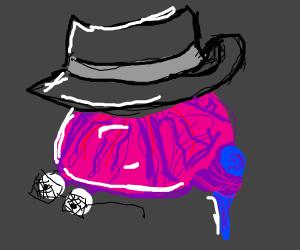 a brain detective
