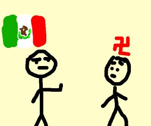 Mexico bans nazis