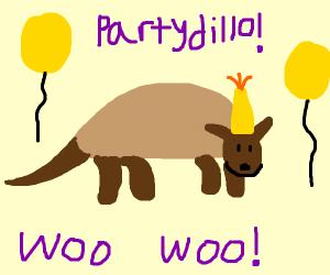 Armadillo Party