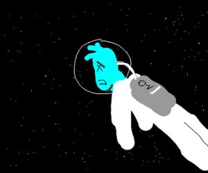 Osmosis Jones but in space