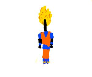 Line Goku