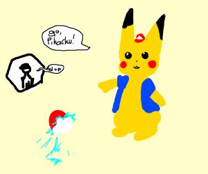 Half Pokemon Trainer Half Pokemon